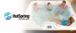 Hot Spring accessories at Hot Spring Spas of Eugene