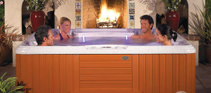 Caldera Spas Hot Tub