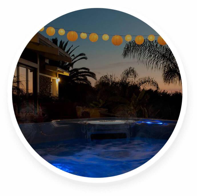Hot Tub Benefits | Be Outside