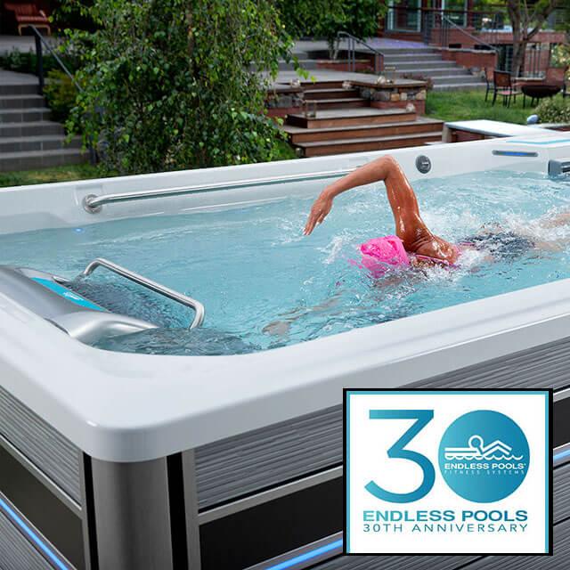 Endless Pools 30th Anniversary Rebate